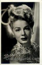 act008096 - Betty Hutton Postcard Post Card