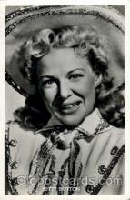 act008099 - Betty Hutton Postcard Post Card