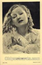 act008116 - Lilian Harvey Postcard Post Card