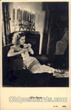 act008117 - Lilian Harvey Postcard Post Card