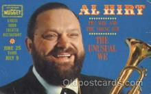act008132 - Al Hirt Actor, Actress, Movie Star, Postcard Post Card