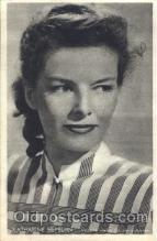 act008143 - Katharine Hepburn Non Postcard, Actor, Actress, Movie Star, Postcard Post Card