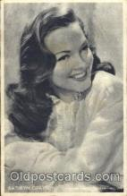 act008147 - Kathryn Grayson Non Postcard, Actor, Actress, Movie Star, Postcard Post Card