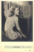act008155 - Lillian Harvey Actor, Actress, Movie Star, Postcard Post Card