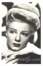 act008162 - Betty Hutton Actor, Actress, Movie Star, Postcard Post Card