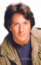act008165 - Dustin Hoffman Actor, Actress, Movie Star, Postcard Post Card