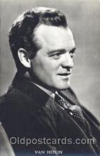 act008168 - Van Heflin Actor, Actress, Movie Star, Postcard Post Card