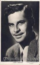 act008180 - John Hodiak Actor, Actress, Movie Star, Postcard Post Card
