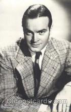 act008184 - Bob Hope Actor, Actress, Movie Star, Postcard Post Card