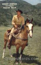 act008188 - Robert Horton Actor, Actress, Movie Star, Postcard Post Card