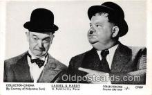 act008195 - Laurel & Hardy Movie Actor / Actress, Entertainment Postcard Post Card