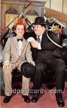 act008212 - Laurel & Hardy Movie Actor / Actress, Entertainment Postcard Post Card