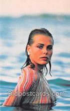 act008214 - Margaux Hemingway Movie Actor / Actress, Entertainment Postcard Post Card