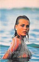act008220 - Margaux Hemingway Movie Actor / Actress, Entertainment Postcard Post Card