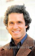 act008235 - Gregory Harrison Movie Actor / Actress, Entertainment Postcard Post Card