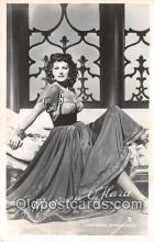 act008237 - Maureen O'Hara Movie Actor / Actress, Entertainment Postcard Post Card