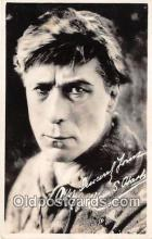 act008245 - William S Hark Movie Actor / Actress, Entertainment Postcard Post Card