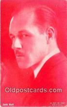 act008251 - Jack Holt Movie Actor / Actress, Entertainment Postcard Post Card