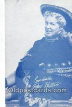 act008252 - Betty Hutton Movie Actor / Actress, Entertainment Postcard Post Card