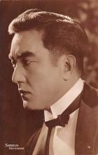 act008261 - Sessue Hayakawa Movie Star Actor Actress Film Star Postcard, Old Vintage Antique Post Card