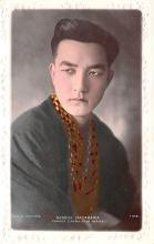 act008263 - Sessue Hayakawa Movie Star Actor Actress Film Star Postcard, Old Vintage Antique Post Card