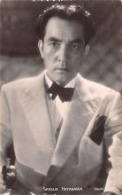 act008264 - Sessue Hayakawa Movie Star Actor Actress Film Star Postcard, Old Vintage Antique Post Card