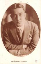 act008275 - Sessue Hayakawa Movie Star Actor Actress Film Star Postcard, Old Vintage Antique Post Card
