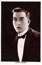 act008278 - Sessue Hayakawa Movie Star Actor Actress Film Star Postcard, Old Vintage Antique Post Card