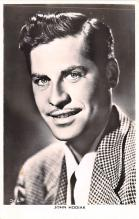 act008288 - John Hodiak Movie Star Actor Actress Film Star Postcard, Old Vintage Antique Post Card
