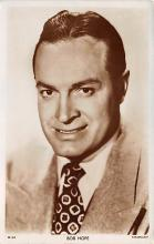 act008293 - Bob Hope Movie Star Actor Actress Film Star Postcard, Old Vintage Antique Post Card
