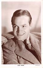 act008299 - Bob Hope Movie Star Actor Actress Film Star Postcard, Old Vintage Antique Post Card