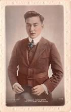 act008300 - Sessue Hayakawa Movie Star Actor Actress Film Star Postcard, Old Vintage Antique Post Card