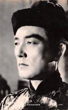 act008309 - Sessue Hayakawa Movie Star Actor Actress Film Star Postcard, Old Vintage Antique Post Card