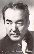 act008311 - Sessue Hayakawa Movie Star Actor Actress Film Star Postcard, Old Vintage Antique Post Card