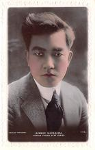 act008313 - Sessue Hayakawa Movie Star Actor Actress Film Star Postcard, Old Vintage Antique Post Card