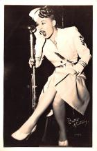 act008334 - Betty Hutton Movie Star Actor Actress Film Star Postcard, Old Vintage Antique Post Card
