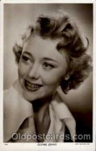 act010003 - Glynis Johns  Actress/ Actor Postcard Post Card Old Vintage Antique