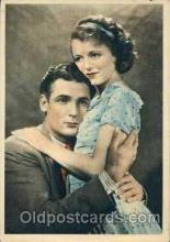 act010006 - Charles Farrell & Janet Gaynor  Actress/ Actor Postcard Post Card Old Vintage Antique