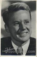 act010010 - Van Johnson Actor, Actress, Movie Star, Postcard Post Card