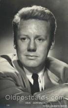 act010014 - Van Johnson Actor, Actress, Movie Star, Postcard Post Card