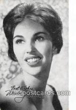 act010019 - Wanda Jackson Movie Actor / Actress, Entertainment Postcard Post Card