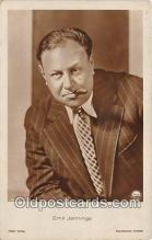 act010024 - Emil Jannings Movie Actor / Actress, Entertainment Postcard Post Card