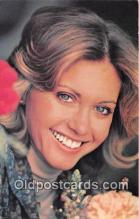 act010027 - Olivia Newton John Movie Actor / Actress, Entertainment Postcard Post Card