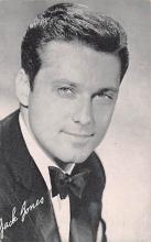 act010037 - Jack Jones Movie Star Actor Actress Film Star Postcard, Old Vintage Antique Post Card