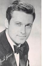 act010050 - Jack Jones Movie Star Actor Actress Film Star Postcard, Old Vintage Antique Post Card