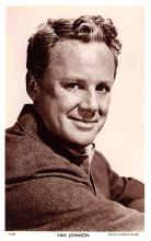 act010053 - Van Johnson Movie Star Actor Actress Film Star Postcard, Old Vintage Antique Post Card