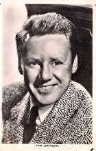act010055 - Van Johnson Movie Star Actor Actress Film Star Postcard, Old Vintage Antique Post Card