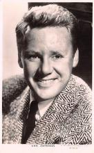 act010057 - Van Johnson Movie Star Actor Actress Film Star Postcard, Old Vintage Antique Post Card