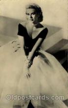 act011020 - Grace Kelly Actress / Actor Postcard Post Card Old Vintage Antique