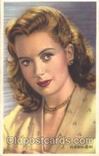 act011026 - Deborah Kerr Trade Card Actor, Actress, Movie Star, Postcard Post Card